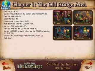 Mystery Tales: The Lost Hope Strategy Guide Screen 1