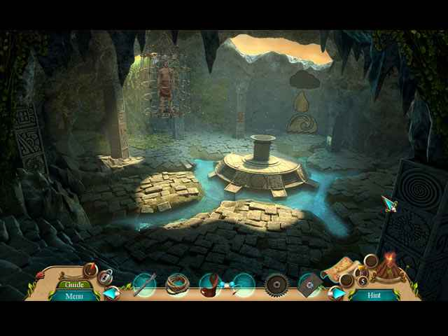Myths of the World: Fire from the Deep Collector's Edition Screen 2