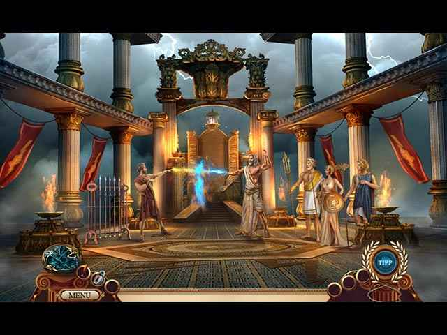 Myths of the World: Fire of Olympus Screen 1