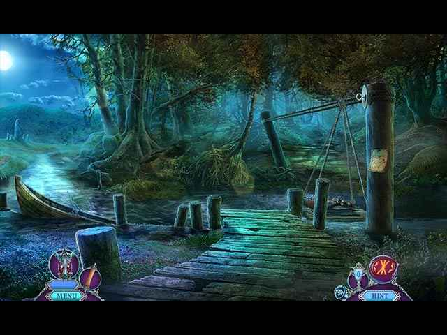Myths of the World: The Whispering Marsh Screen 1