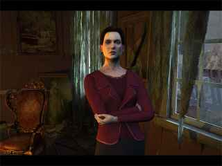 Nancy Drew: Ghost of Thornton Hall Screen 2