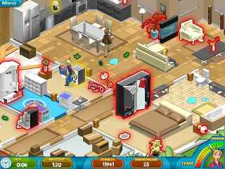 Nanny Mania 2 Goes to Hollywood Game Download