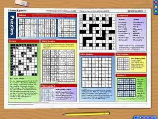 Newspaper Puzzle Challenge Sudoku Edition ScreenShot