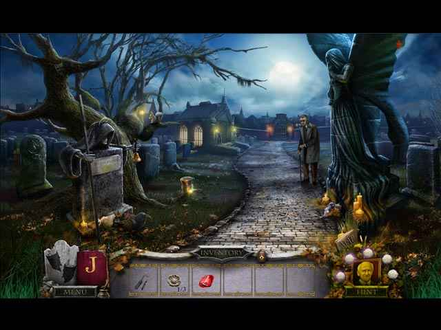 Nightfall Mysteries: Haunted by the Past Screen 1