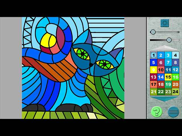 Paint By Numbers 2 Screen 1