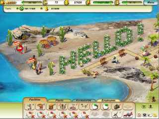 Paradise Beach Screen 1