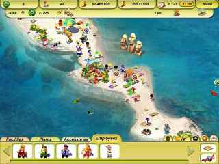 Paradise Beach 2: Around the World Screen 1