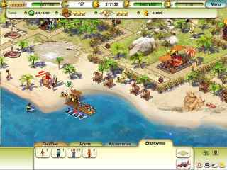 Paradise Beach ScreenShot