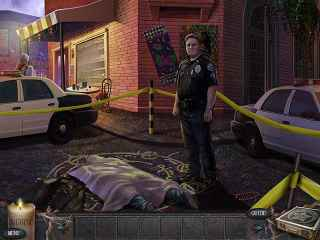 Paranormal Crime Investigations: Brotherhood of the Crescent Snake Collector's Edition Screen 1