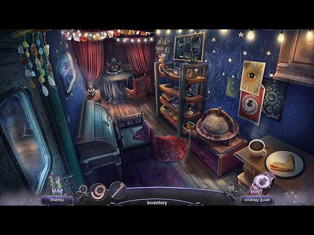 Paranormal Files: The Trap of Truth Collector's Edition Screen 2