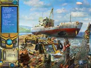 Pathfinders: Lost at Sea Screen 1