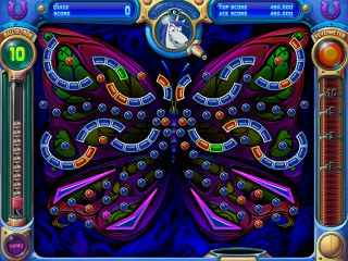 Peggle Nights Screen 1