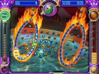 Peggle Nights Screen 2