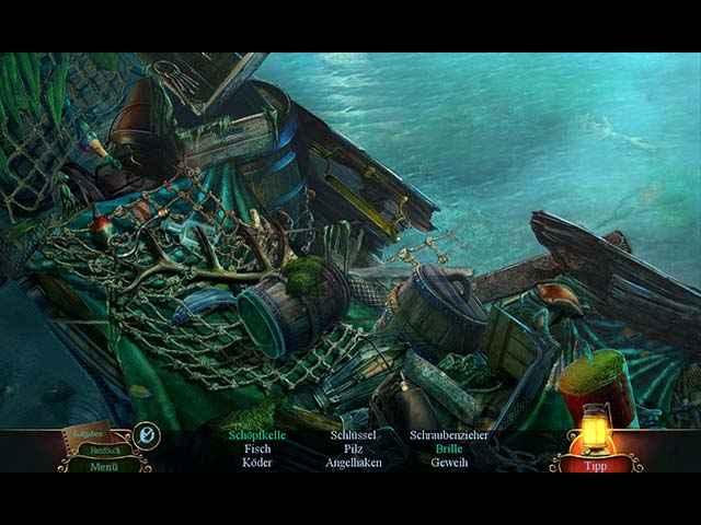 Phantasmat: Mournful Loch Collector's Edition Screen 2