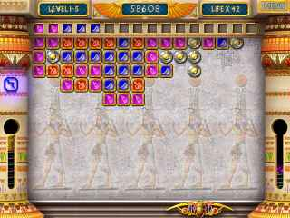 Pharaoh`s Mystery Screen 1