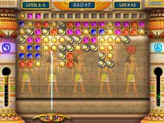 Pharaoh`s Mystery Screen 2