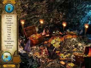 Pirate Mysteries: A Tale of Monkeys, Masks, and Hidden Objects Screen 2
