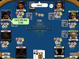 Poker Superstars II Bild 2
