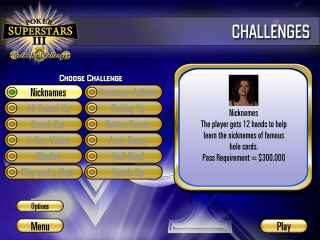 Poker Superstars III Screen 1