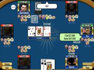 Poker Superstars III Screen 2