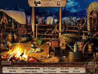 Rangy Lil's Wild West Adventure Screen 2