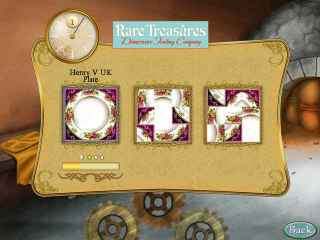 Rare Treasures: Dinnerware Trading Company Screen 2