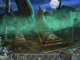 Redemption Cemetery: Curse of the Raven Screen 2