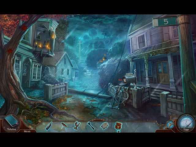 Rite of Passage: Heart of the Storm Screen 2