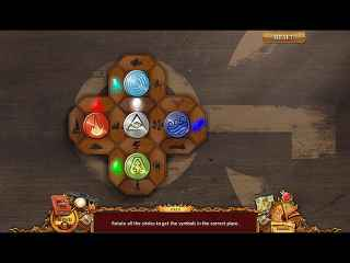 Runaway Express Mystery Screen 2