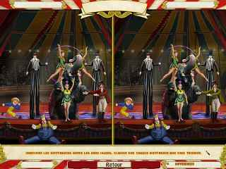 Runaway With The Circus Screen 2