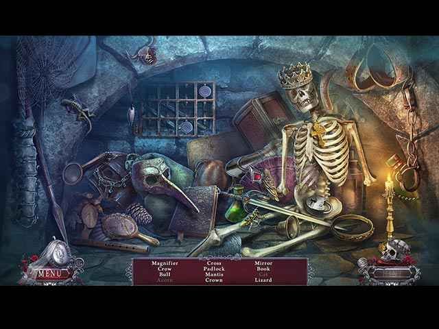 Secrets of Great Queens: Old Tower Collector's Edition Screen 2
