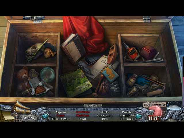 Shadow Wolf Mysteries: Curse of Wolfhill Collector's Edition Screen 2