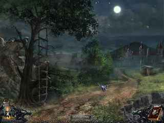 Shadow Wolf Mysteries: Curse of the Full Moon Collector's Edition Screen 2