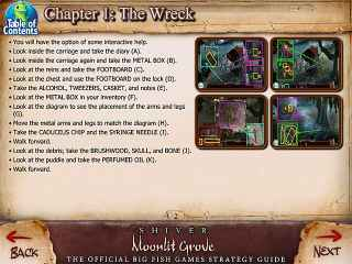 Shiver: Moonlit Grove Strategy Guide Screen 1