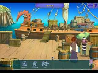 Sinbad In search of Magic Ginger Game Download