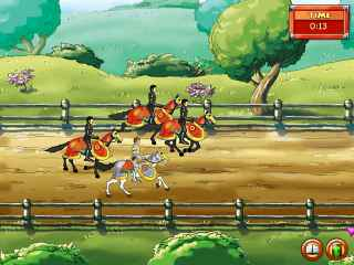 Sir Arthur in the Dragonland Game Download