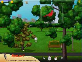 Snapshot Adventures - Secret of Bird Island Screen 1