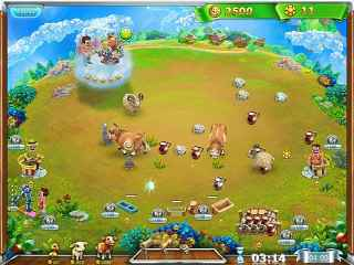 Snow Globe: Farm World Screen 1