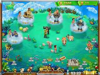 Snow Globe: Farm World Screen 2