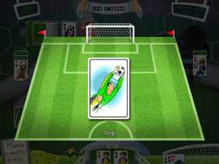 Soccer Cup Solitaire Screen 2