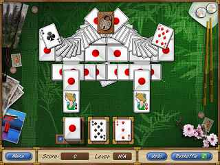 Solitaire Cruise Screen 1