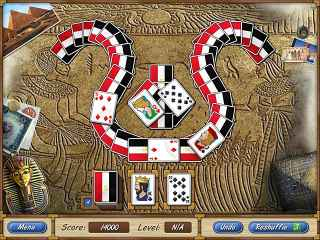 Solitaire Cruise Screen 2