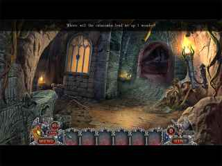Spirit of Revenge: Cursed Castle Collector's Edition Screen 2
