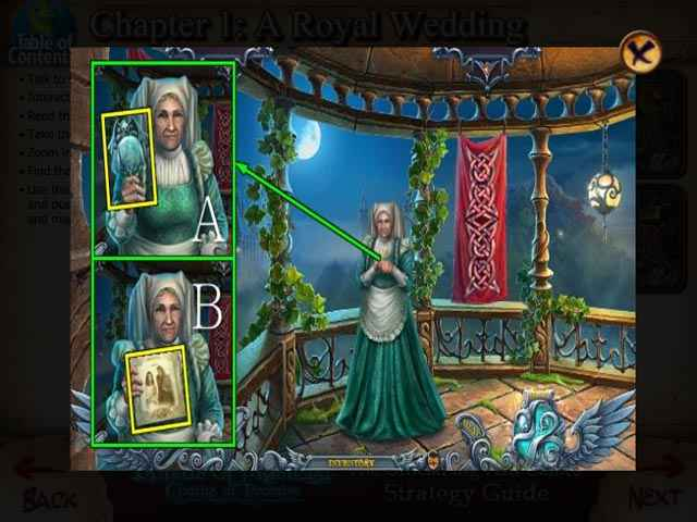 Spirits of Mystery: Chains of Promise Strategy Guide Screen 2