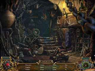 Spirits of Mystery: Song of the Phoenix Collector's Edition Screen 2
