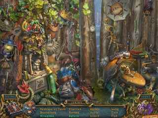 Spirits of Mystery: The Dark Minotaur Collector's Edition Screen 1