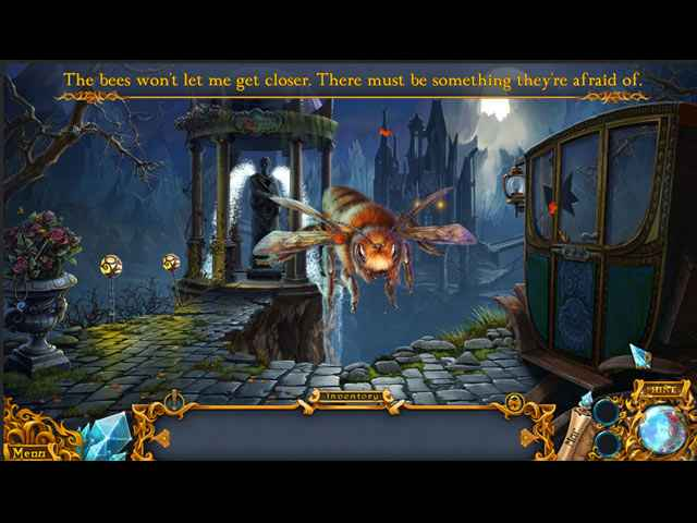 Spirits of Mystery: The Fifth Kingdom Screen 1