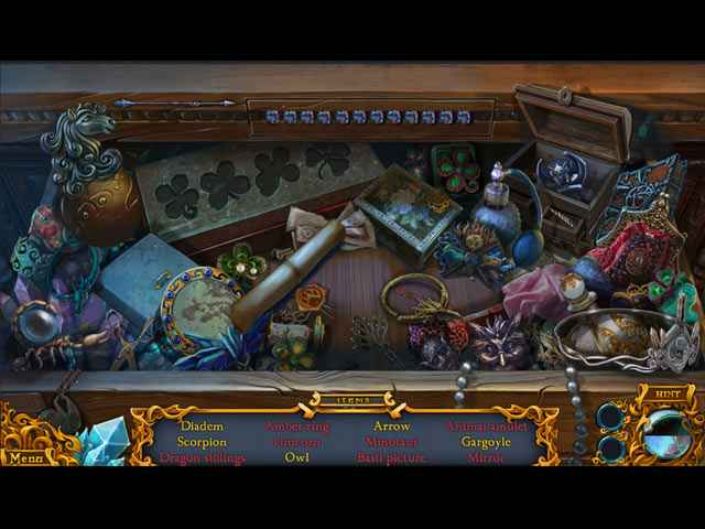 Spirits of Mystery: The Fifth Kingdom Screen 2