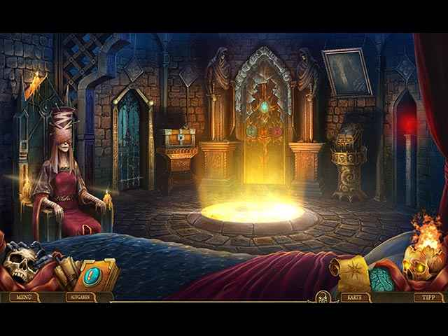 Spirits of Mystery: The Last Fire Queen Screen 2