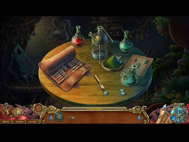 Spirits of Mystery: The Lost Queen Collector's Edition Screen 1